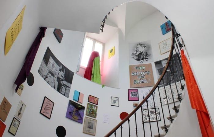 Arnaud Labelle-Rojoux, Et le canard était toujours vivant !, 2012. Courtesy de l'artiste et Galerie Loevenbruck, Paris / eac - Stéphane Grillo