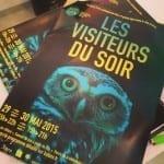 Les Visiteurs du Soir 2015 - Affiches