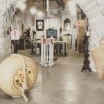 Les Visiteurs du Soir 2015 - Atelier de Patrick Frega