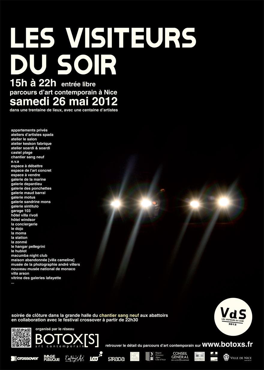 Les Visiteurs du Soir 2012