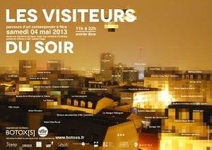 Les Visiteurs du Soir 2013