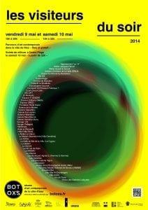 Les Visiteurs du Soir 2014