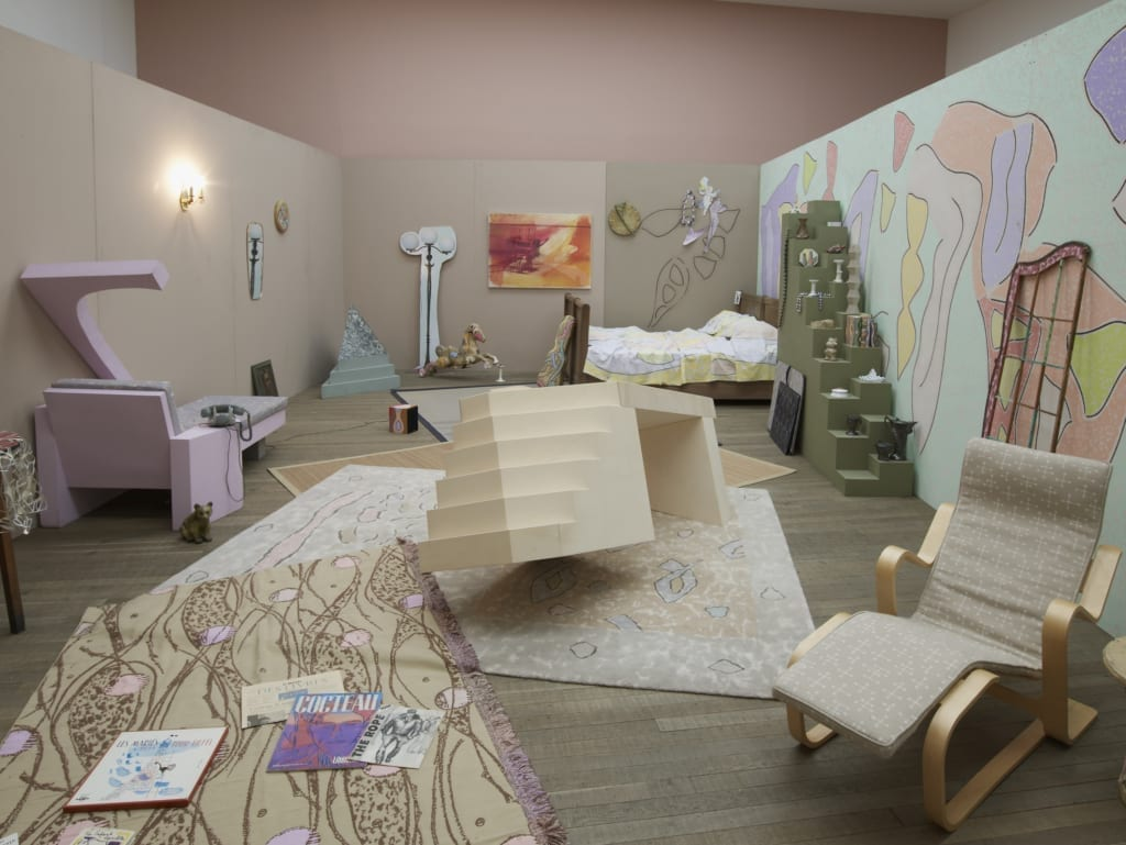 Marc-Camille Chaimowicz, Jean Cocteau..., 2003-2013, Vue d'Installation Tate Modern London, Collection Nicoletta Fiorucci, Photo Andy Keate, Courtesy The Artist and Cabinet, London
