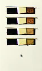 CLAUDIO ROTTA LORIA : Quattro tensioni in-differenti- 1997-2000