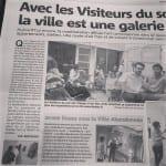 Les Visiteurs du Soir 2015 - Coupure Nice Matin