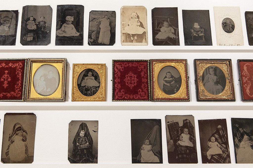 Linda Fregni Nagler, The Hidden Mother (Détail), 2006-2013 - Collection NMNM