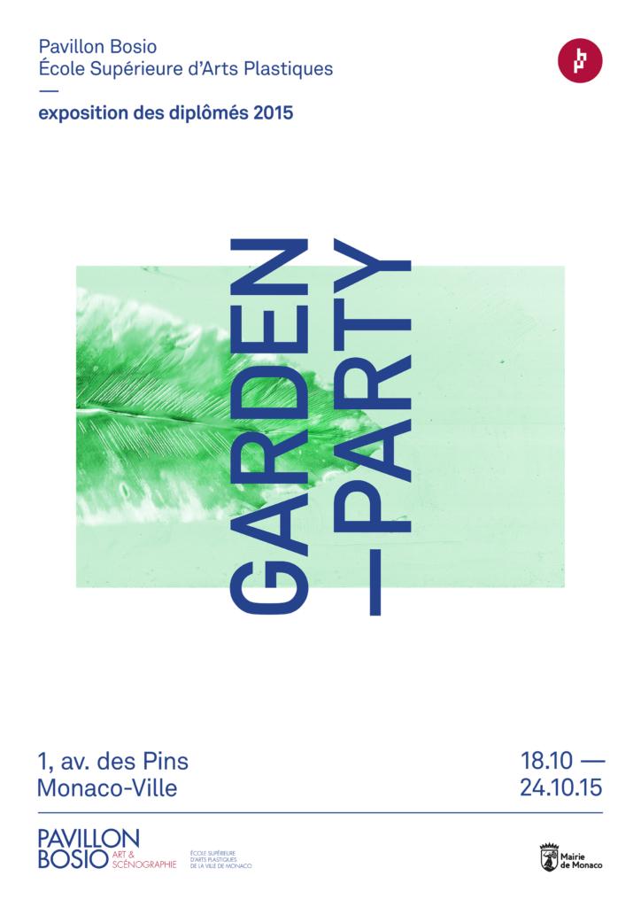 affichegardenparty