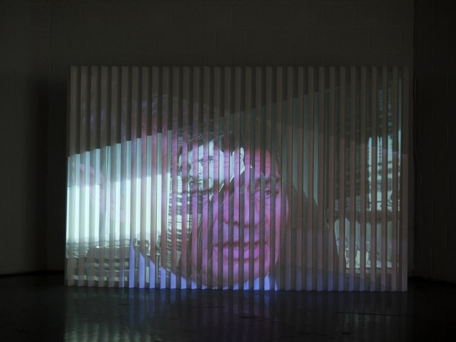 Emanuelle Negre, Remake, Installation in loop
