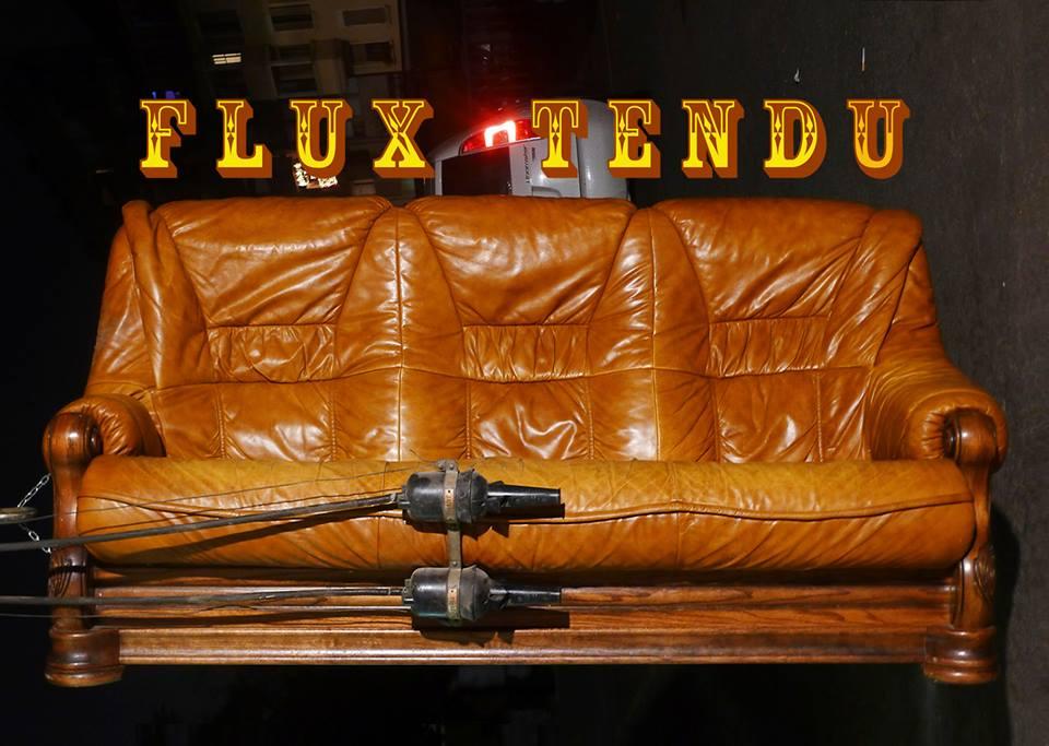 FLUX TENDU - Delphine Reist et Laurent Faulon