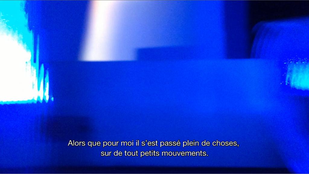 Xavier Antin, AFilmSet(1/3), vidéo, 2014
