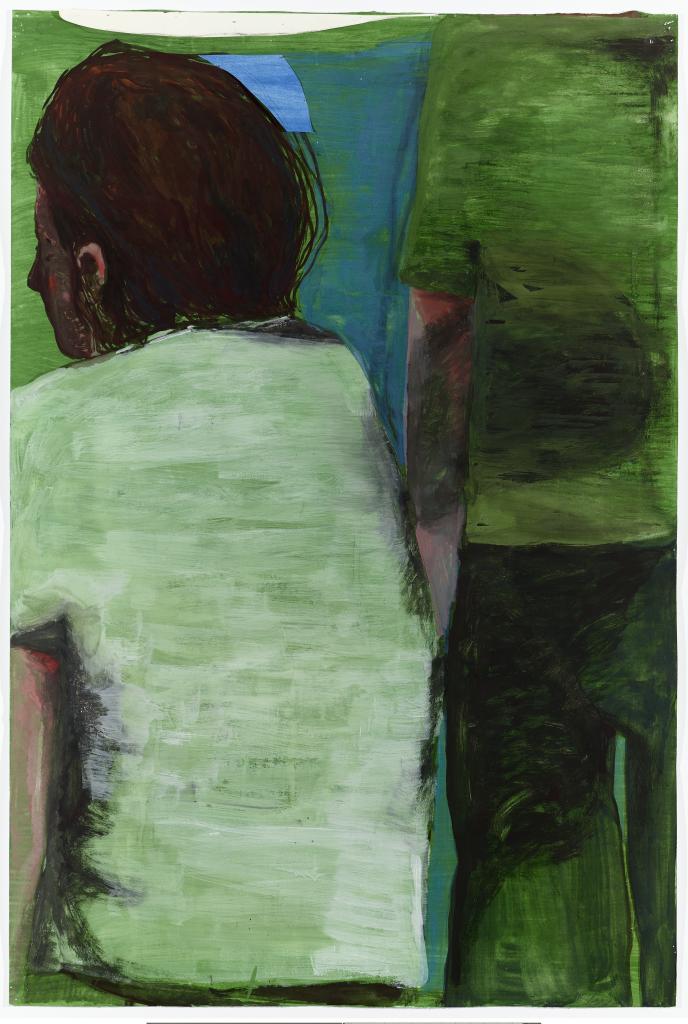 Jean-Charles BLAIS - Sombre - 58 x 46cm, 2015 courtesy Galerie Catherine Issert