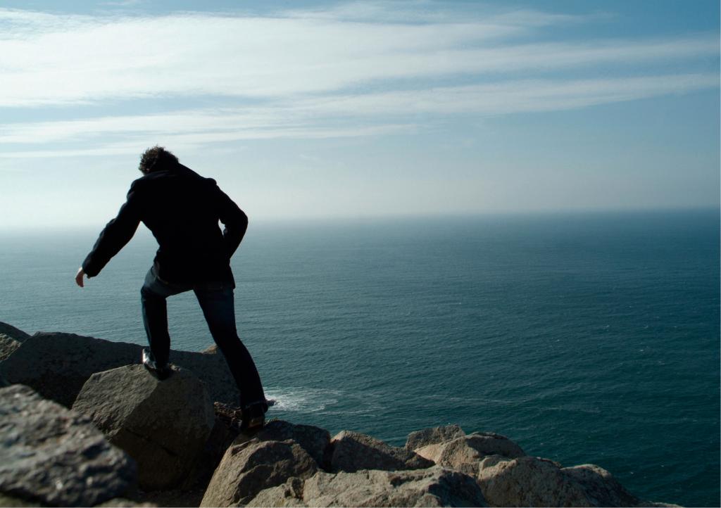 Cabo da Roca, 2007. Photographie couleur ©Marco Godinho