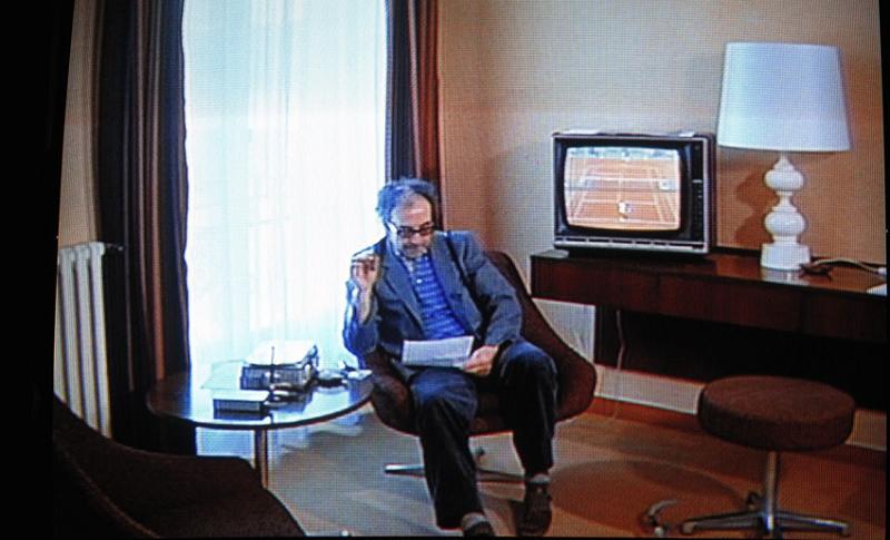 Wim Wenders - Chambre 666, 24 min, 1982