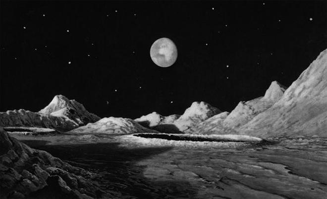 La Terre en tant qu'astre parmi d'autres » Lucien Rudaux, Sur les autres mondes, Larousse, 1937