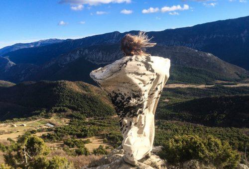 Shape of a mountain, 2016, Benoit Barbagli