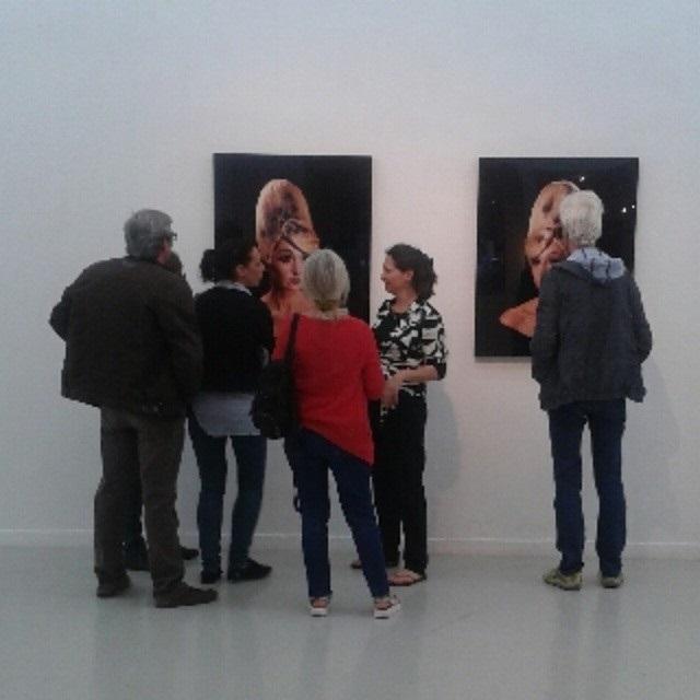 Les Visiteurs du Soir 2015 – Galerie Eva Vautier
