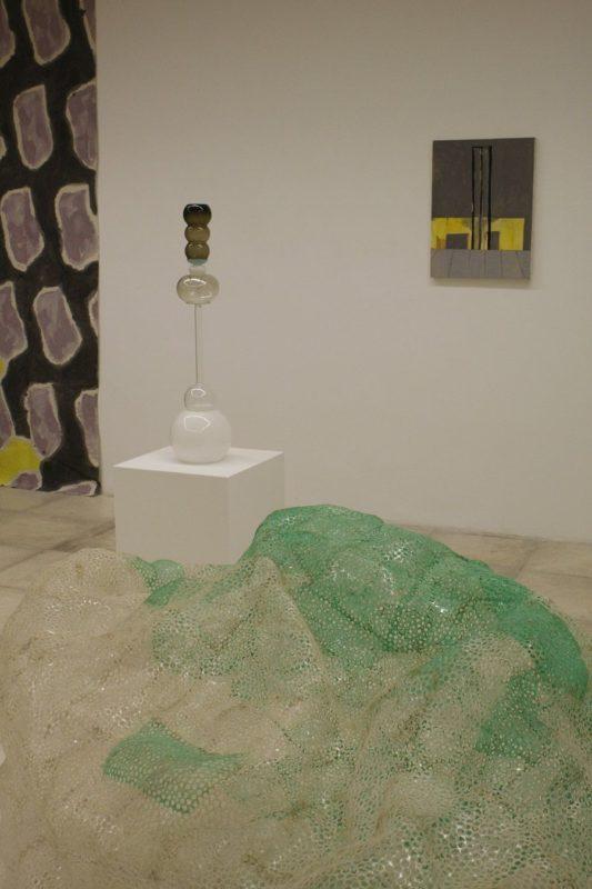 Galerie Catherine Issert-Les artistes de la Galerie (Alberola, Armleder, Bart, BEN, Blais, BP, Broccolichi, Castellas, Calzolari, Culbert, Dietman, Ghelloussi…)