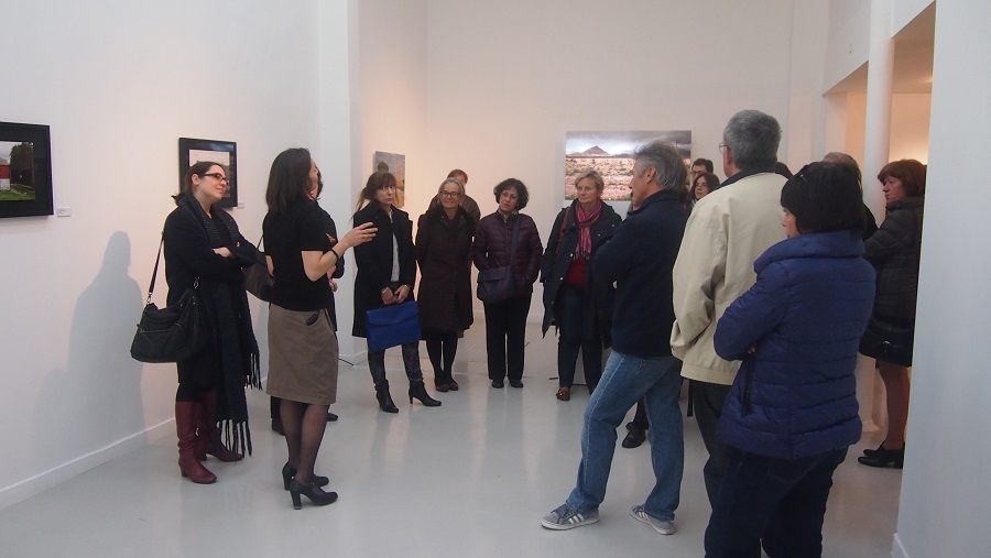 AINSI VA LA LUMIERE – Galerie Eva Vautier