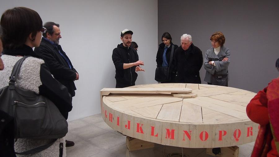 Mathieu Schmitt @ Galerie Catherine Issert