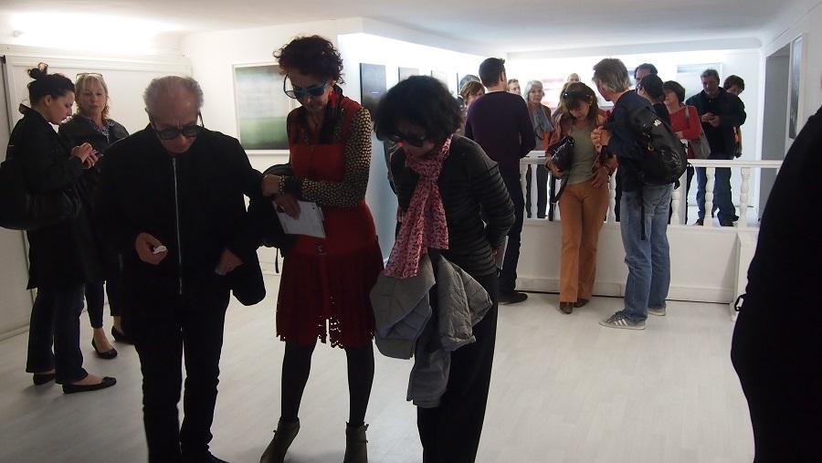 Galerie Eva Vautier_David Ancelin