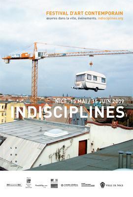 INDISCIPLINES 2009
