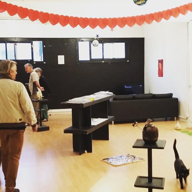 Les Visiteurs du Soir 2015 – Atelier Le Salon
