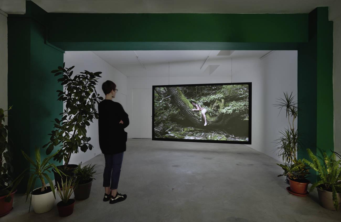 Résidence ACROSS - Chiara Nuzzi - Exposition de Melanie Bonajo au Narcissio - 2017