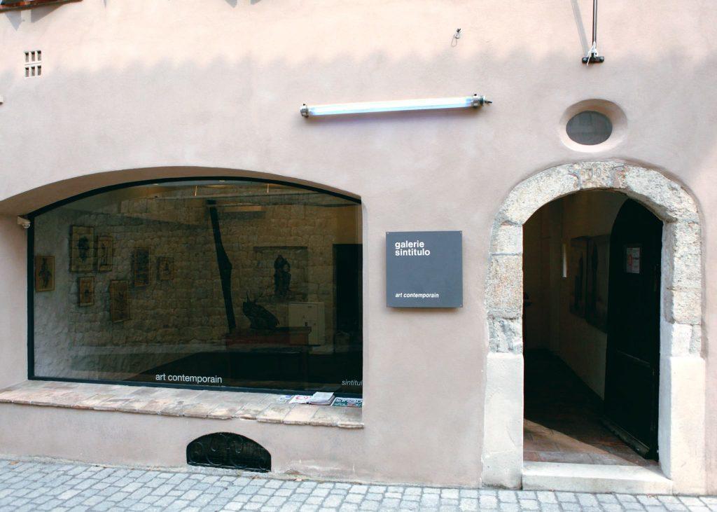 Les Visiteurs du Samedi 24 Septembre 2016 – Exposition « Mythologies » galerie Sintitulo © Julien Mc Laughlin