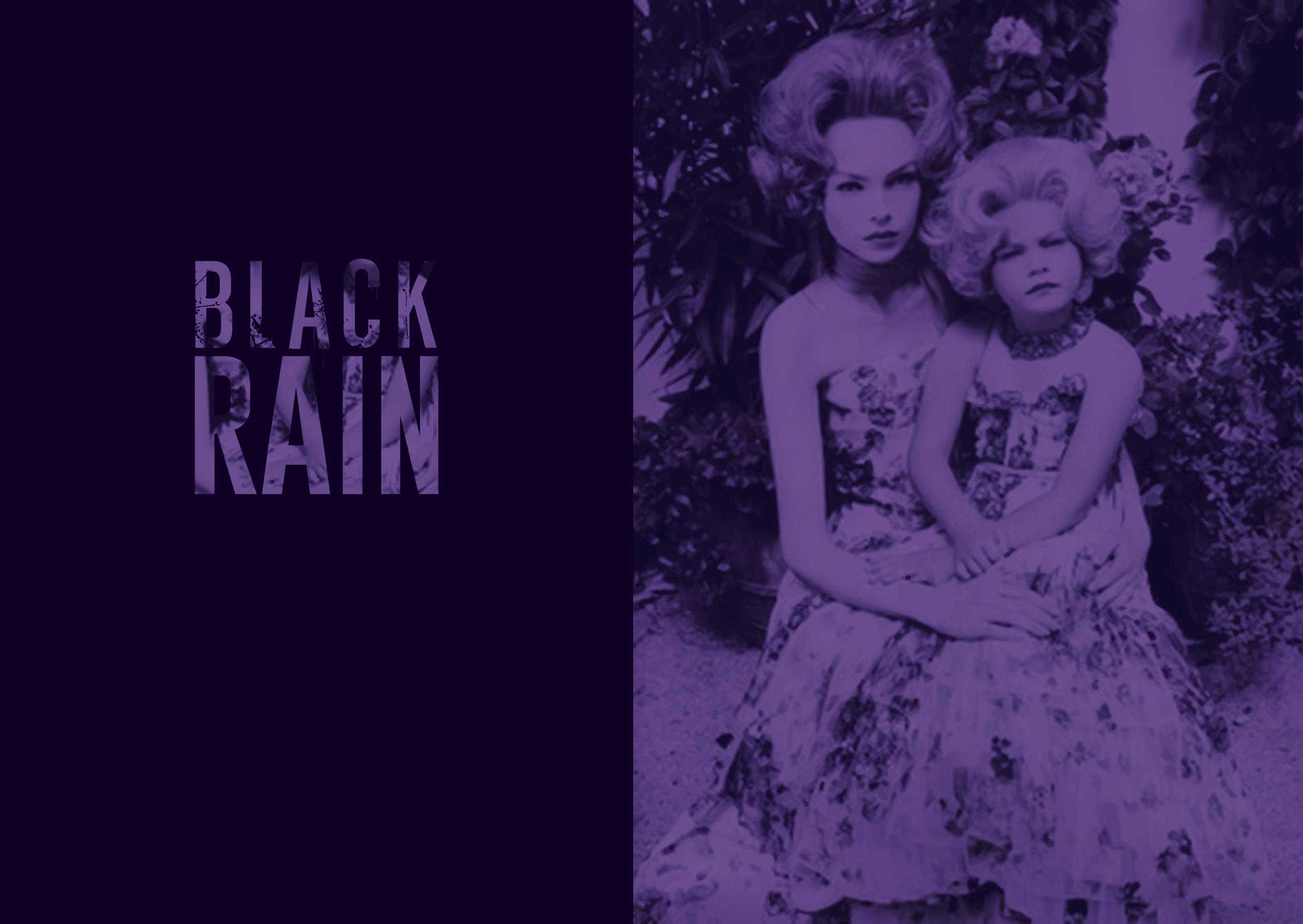 Black Rain – Marie-Eve Mestre