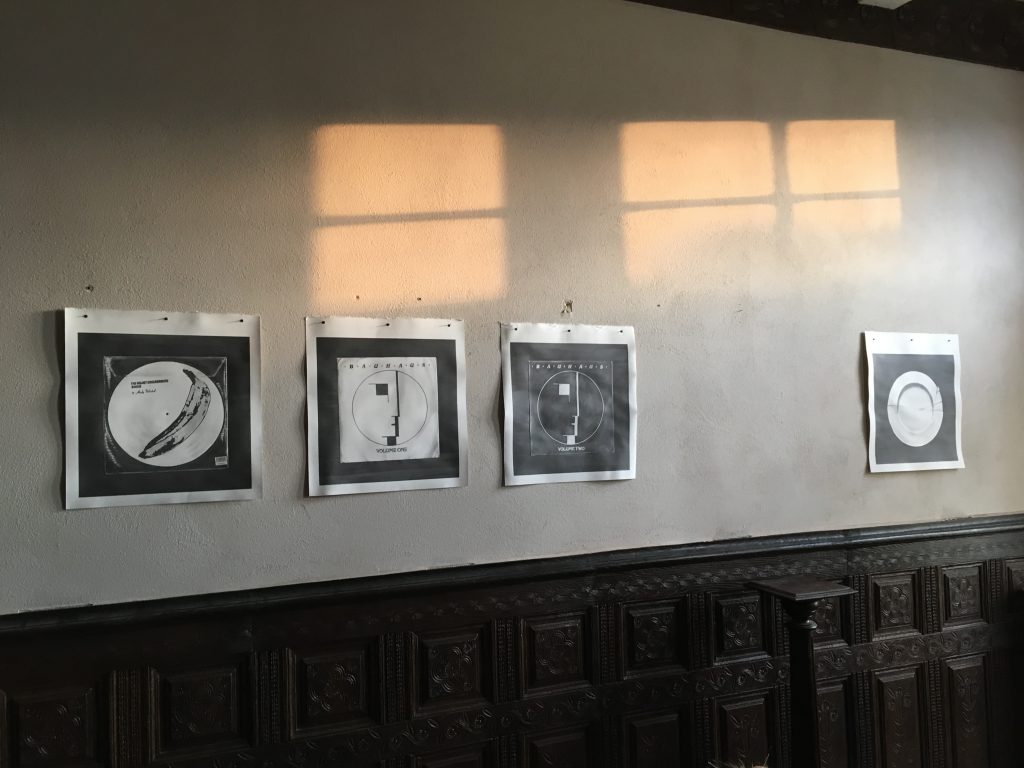 Exposition de JP Roubaud à la Villa Les Cygnes, organisée par la galerie Sintitulo. Photos © Elsa Comiot