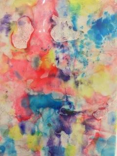 Heureux comme les couleurs en France, Exposition de Louis Cane