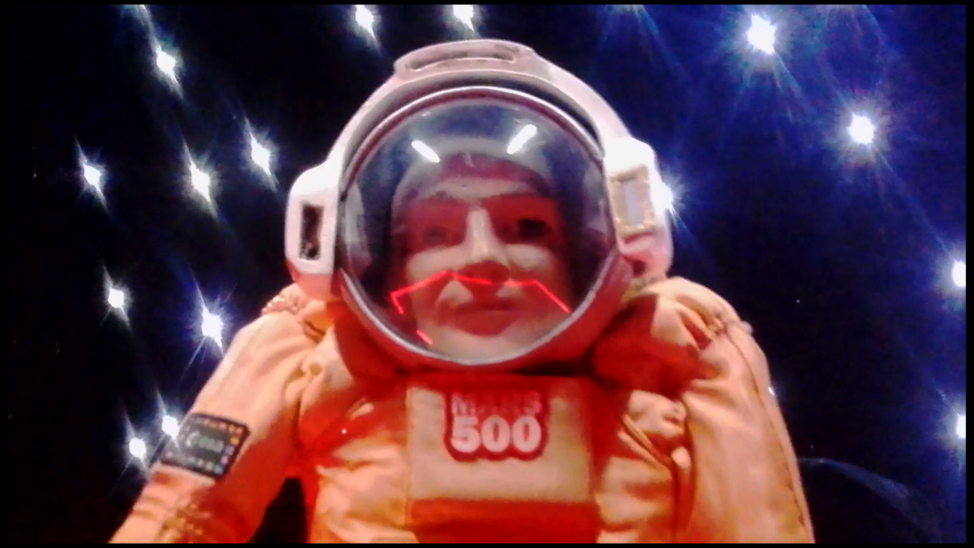 En attendant Mars, Bertrand Dezoteux