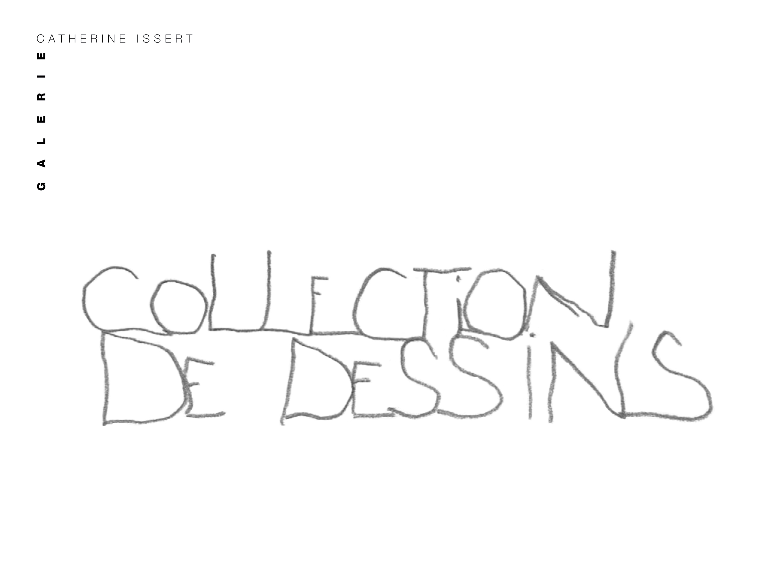 Collection de dessins
