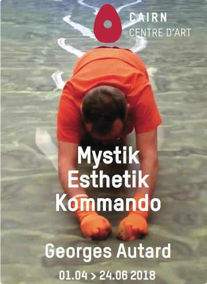 Mystik Esthetik Kommando, Exposition de Georges Autard
