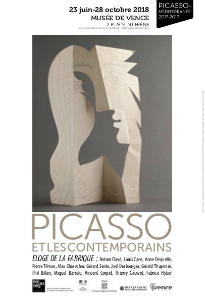 Picasso et les contemporains : Eloge de la fabrique