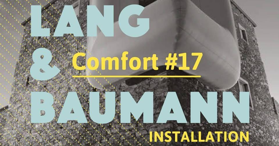 Comfort #17, Installation de Lang et Baumann