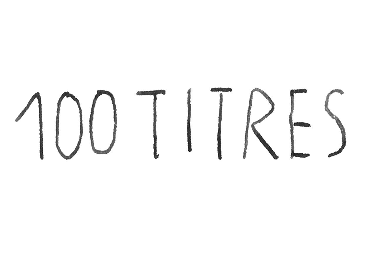100 titres
