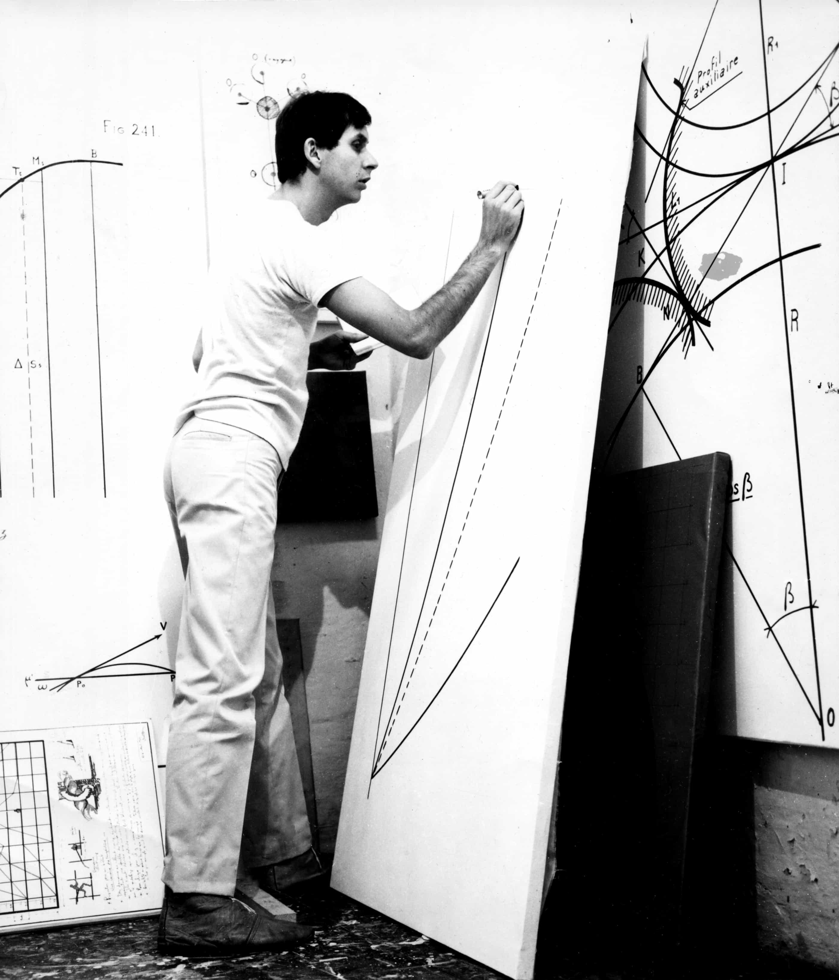 Bernar Venet. Les années conceptuelles : 1966 -1976