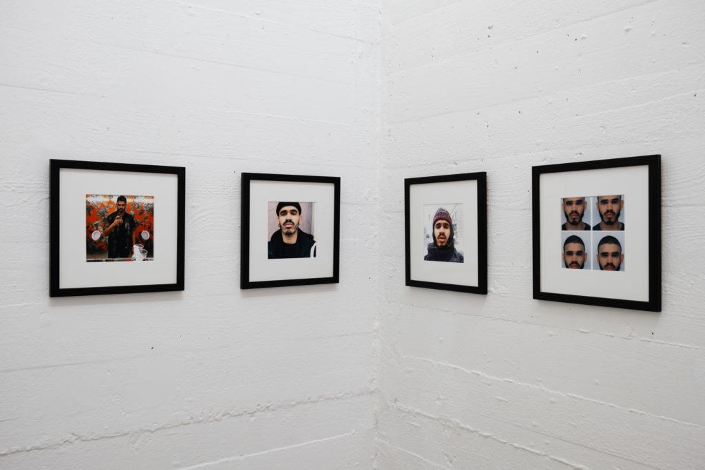Visite de l'exposition « Tainted Love, Club Edit » à la Villa Arson, par Silvi Sarkisyan © Philippe Pallanti