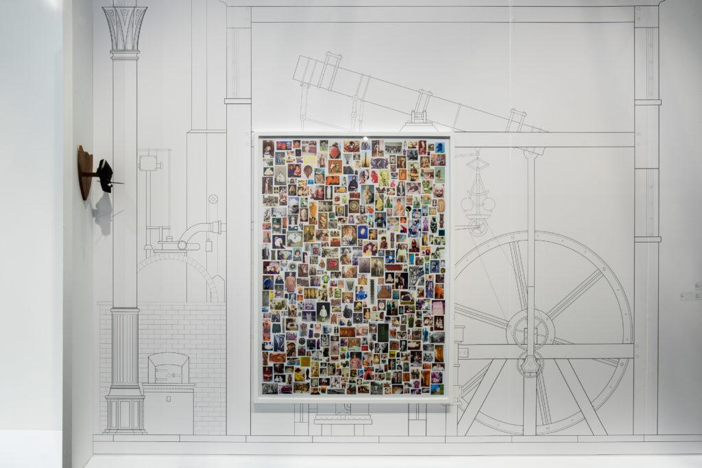 Oeuvres présentées au salon artmonte-carlo © Evelyne Creusot