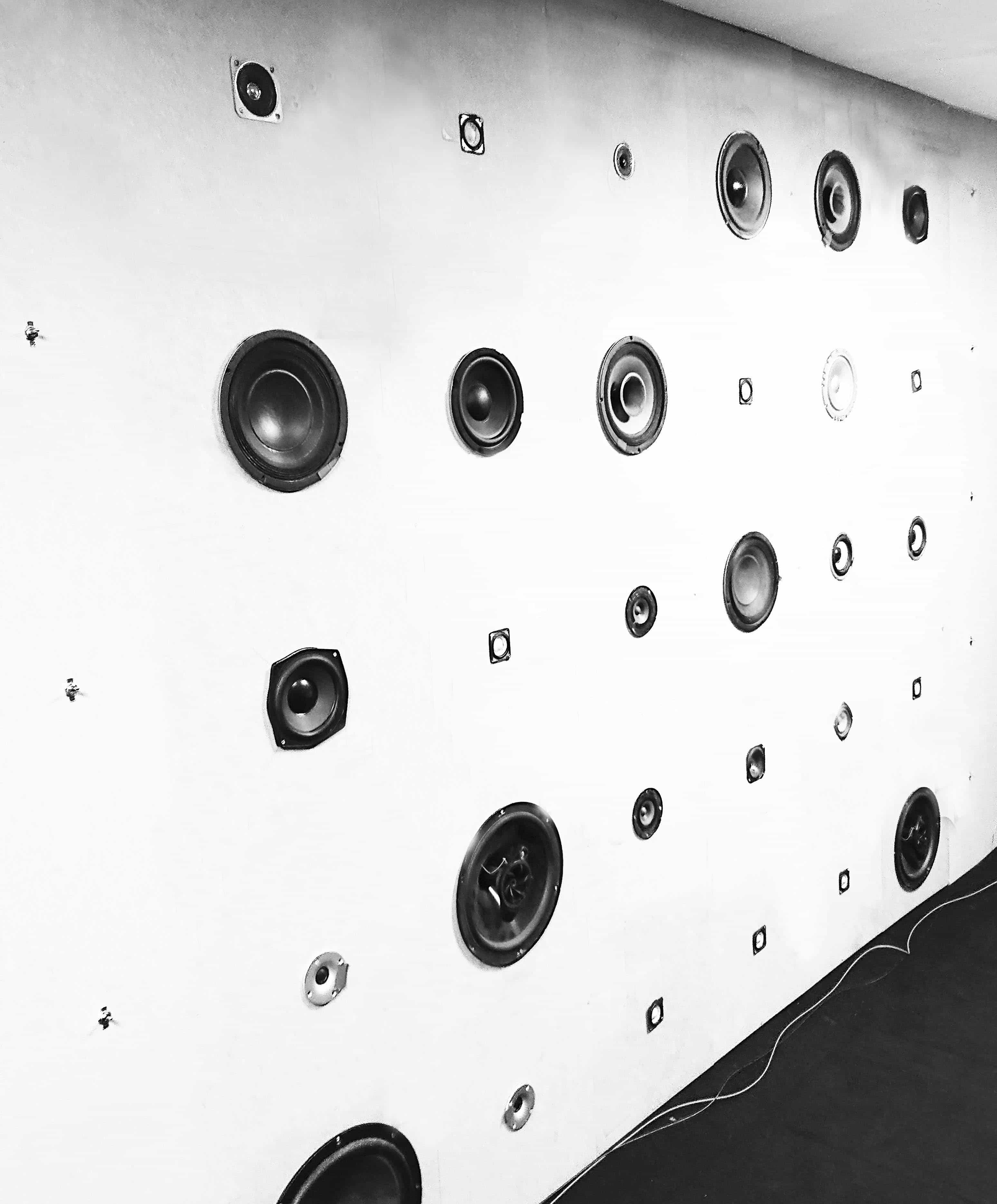 Expérience 2 : Ecoutes plastiques – Espace Rossetti