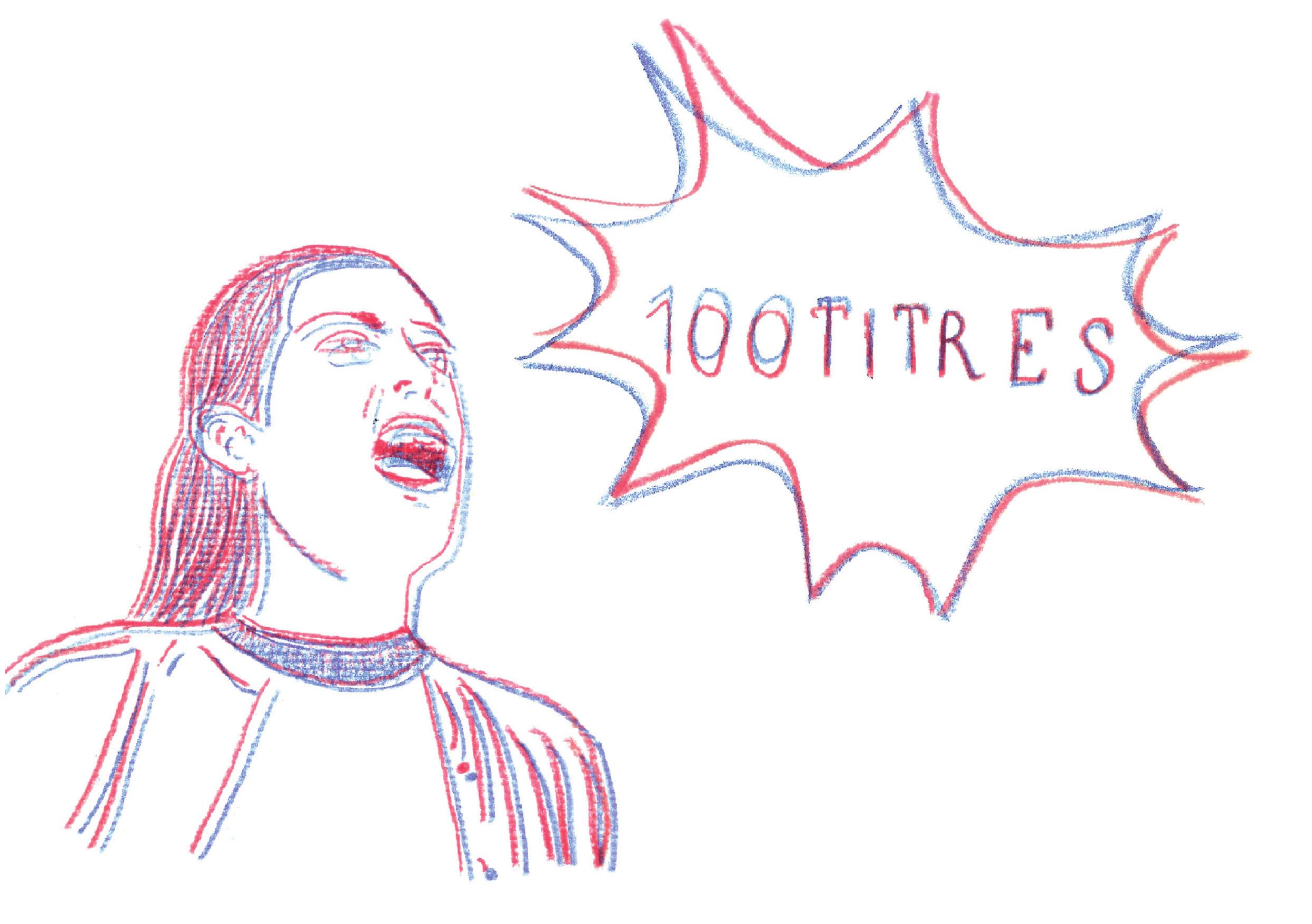 100TITRES chez Bel Oeil
