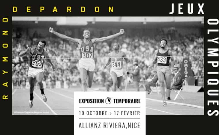 Raymond Depardon – Photos des Jeux Olympiques