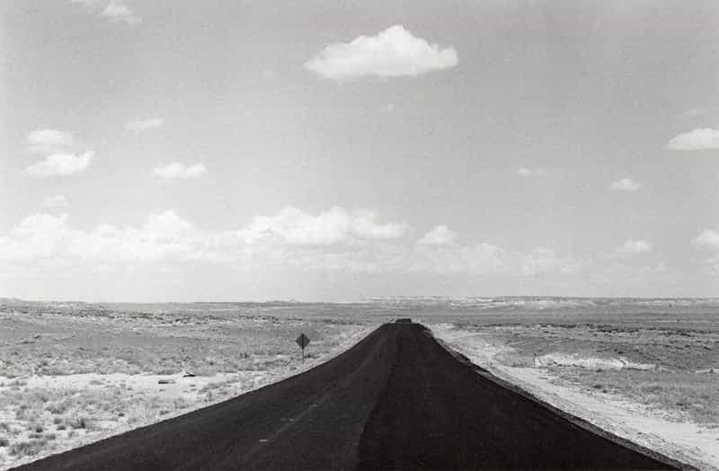 Arizona 1980 © Bernard Plossu / Collection Maison Européenne de la Photographie, Paris