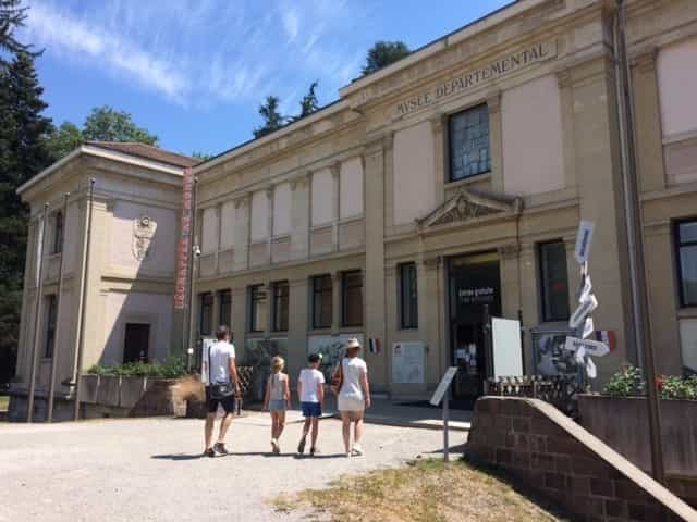 Septembre au Musée muséum départemental des Hautes-Alpes