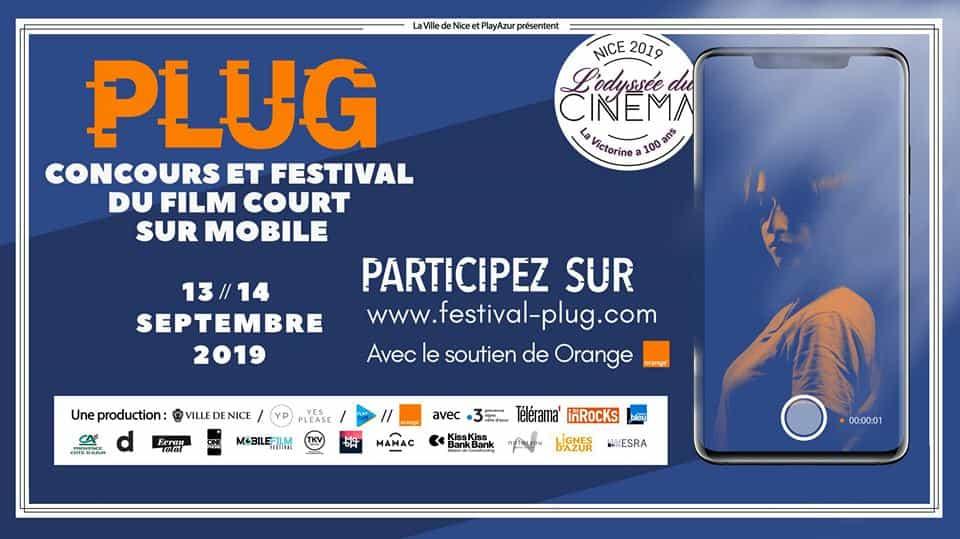 Festival PLUG : Festival de films courts sur mobile