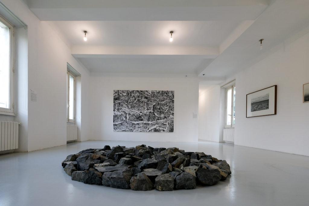 Visite de l'exposition « Bis repetita placent » à l' Espace de l'Art Concret – centre d'art contemporain, par Alexandra Deslys © Philippe Pallanti