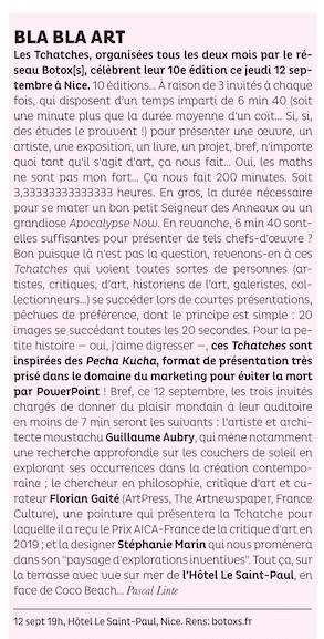 La Strada - Les Tchatches