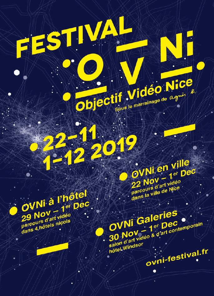Le Festival OVNI à l'eac.