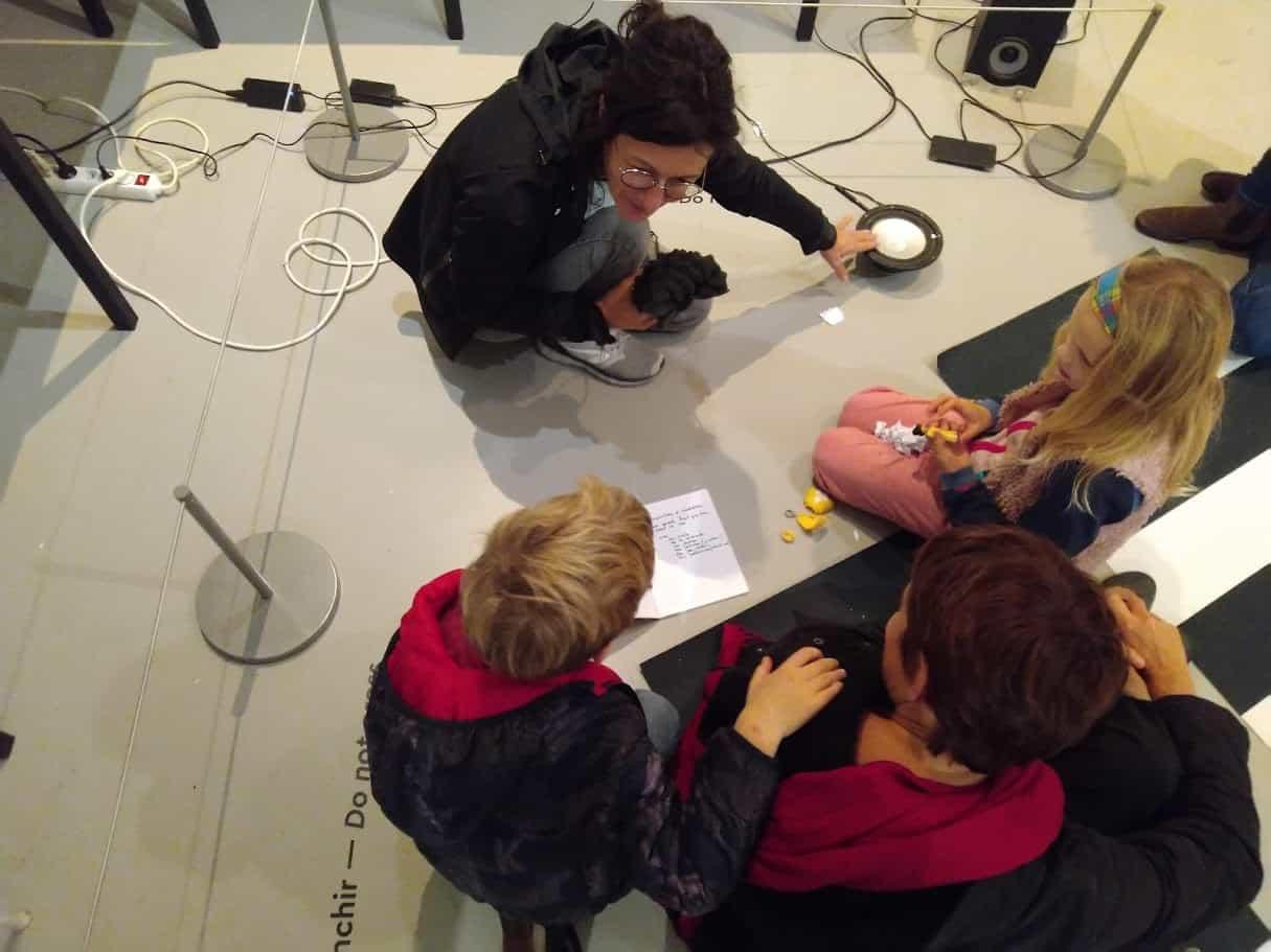 Workshop avec Isabelle Sordage : Le corps à l'écoute